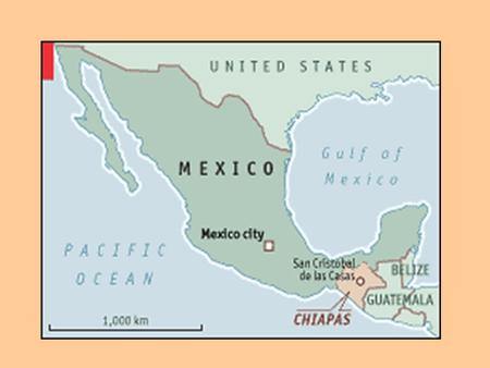 """Two Mexicos"" Physical Geographies Mountainous— –steep slopes put arable land is at a premium –Generates ¼ of Mexico's electricity Forested Distance."
