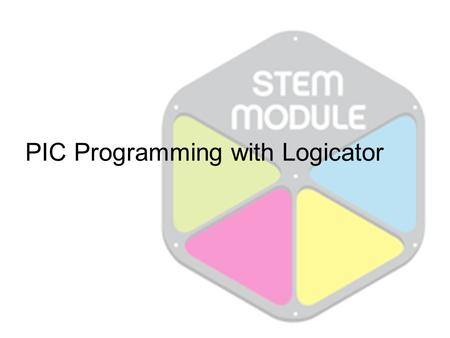 PIC Programming with Logicator