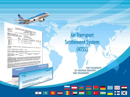 Airlines from the following countries participate in Air Transport Settlement System * : * number of airlines is shown in brackets as of February 2015.