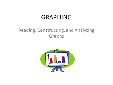 Reading, Constructing, and Analyzing Graphs