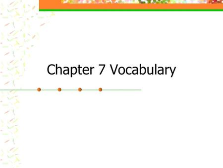 Chapter 7 Vocabulary. Caucus a meeting of party leaders to select candidates, elect convention delegates, etc. a meeting of party members within a legislative.