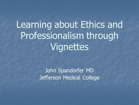 ethics vignette To tell or not to tell--an ethical dilemma in social work some years ago, prior to teaching in undergraduate social work, i was working with families and children in an outpatient psychiatric setting, children' agency.