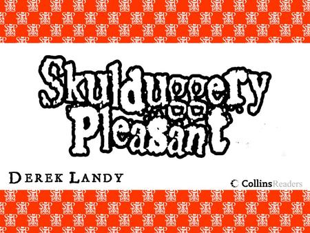 Superpowers in Skulduggery Pleasant