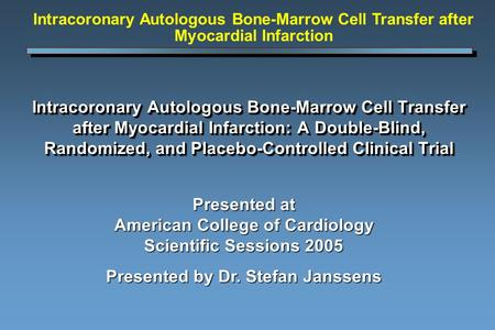 Stem Cell Therapy In Cardiac Practice Ppt Download