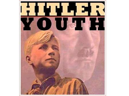How Did Hitler Control His Youth? Do you see this picture of children so strongly cheering their leader, Adolph Hitler? How did Hitler control these young.