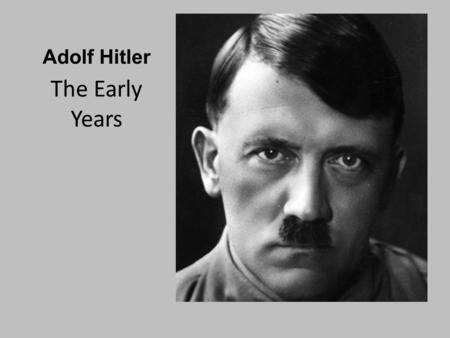an analysis of the topic of adolf hitler as the modern machiavelli The crowd and the mob : from plato to canetti responsibility machiavelli, montesquieu and adolf hitler's mein kampf-- the.