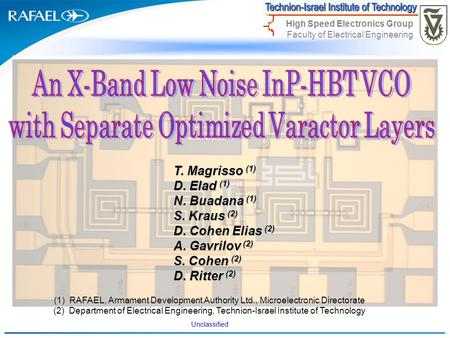 An X-Band Low Noise InP-HBT VCO