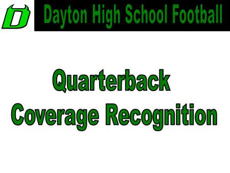 Dayton High School Football