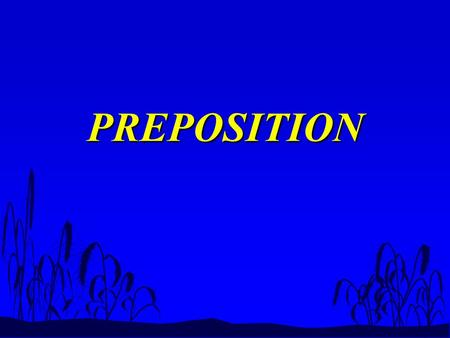 PREPOSITION. 由两个介词构成的双重介词:  till after, from behind, except in …  We stayed there till after the sunset.  He picked up the gun from behind the counter.