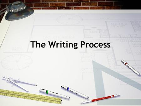 The Writing Process. A Proficient Paper To write a proficient paper, you must have at least 5 paragraphs The first paragraph is the introduction –The.