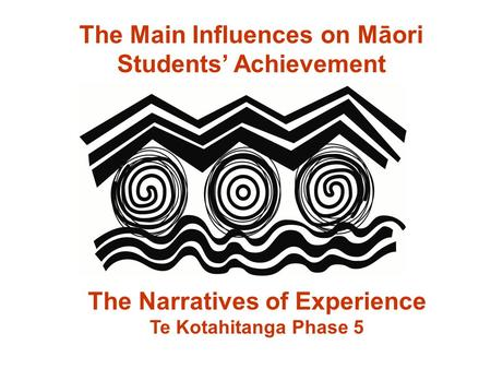 major influences on students One major technique is, naturally, peer influence instead of the typical peer pressure associated with western high school students, the peer pressure within.