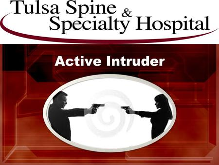 Active Intruder. Instructions For the video to play click the icon for Active Shooter multi-media video. Click the button upper right corner of the video.