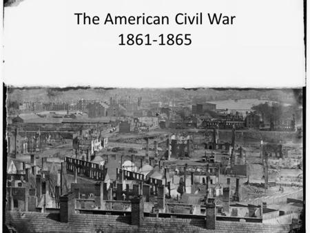 The American Civil War 1861-1865. Lincoln's First Inauguration March 4, 1861.