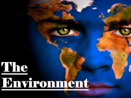 The Environment. BEFORE START 1. Concept of environment. 2. Elements and landscapes. 3. Problems. 4. Natural disasters 5. Steps to take.