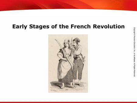 TEKS 8C: Calculate percent composition and empirical and molecular formulas. Early Stages of the French Revolution.