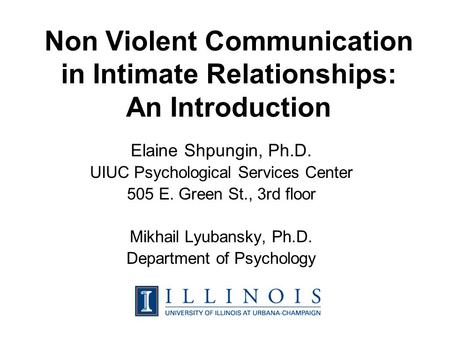 communication in intimate relationships Social media use and intimate relationships adalberto sanchez abstract  greater relationship satisfaction communication between partners can also be negative if couples engage in destructive communication then this  intimate relationships methods participants.