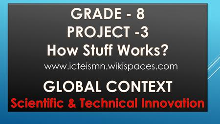 Www.icteismn.wikispaces.com. Inquiry & Analysis: (to be completed by 24 th Feb 2015) (This is what is required of you in a word document) 1.Identify the.