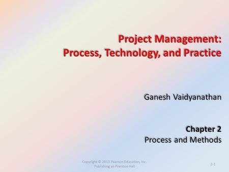 project management chapter 2 Page 28 of 135 chapter 2: history of project management could the great wall of china, the pyramids, or stonehenge (figure 21) have been built.