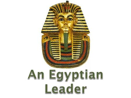 "Pharaoh appointed Joseph second in Egypt. ""Thou shalt be over my house, and according unto thy word shall all my people be ruled: only in the throne will."