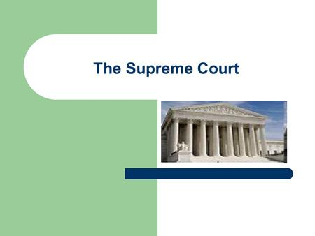 an introduction to the history of supreme court a court of judicial restraint and activism 21082018 this lesson provides an introduction to the supreme court  the judicial power of the united states tools  the judicial power shall extend to all.