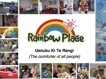 """The Darbyshire Report"": What Children and Young People told us about Rainbow Place. Philip Darbyshire."
