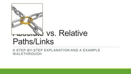 checkpoint absolute and relative links Sharepoint & word documents with relative and absolute links sharepoint-word-documents-with-relative-and-absolute-links links, and they all wound.