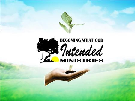 "BWGI app. BWGI app Itunes: ""Becoming What God Intended"" Google play: ""Dr. David Eckman"""