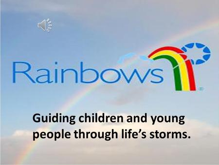 Guiding children and young people through life's storms.