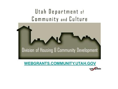 Division of Housing & Community Development