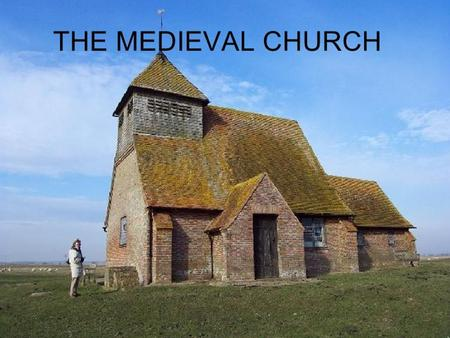Church and Medieval Life  During the middle ages the Church's most important achievement was to Christianize the diverse people of Western Europe. In.