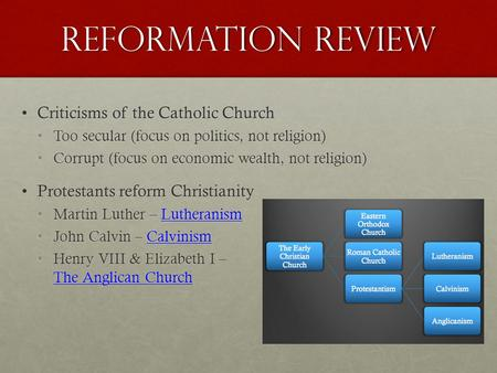 Reformation: Here's what Martin Luther thought the Catholic Church was wrong about
