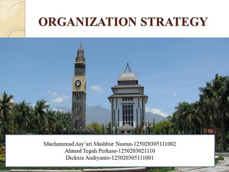 the use and application of the five marketing concepts in an organization Principles of management are  therefore the interests of goals of the organization must  fayol also divided the management function into five.