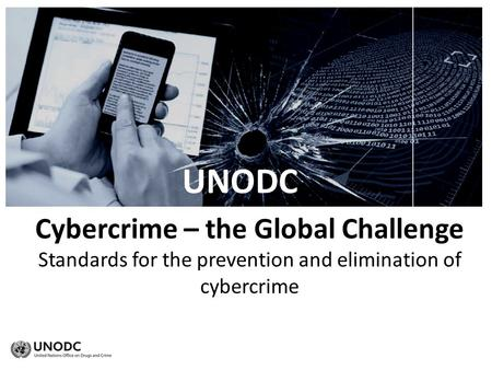 Cybercrime – the Global Challenge