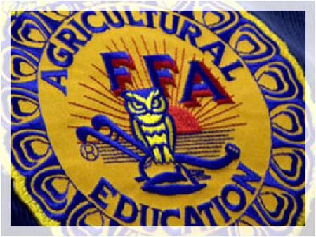 "What do you think of when you hear ""FFA?"" Napolean Dynamite?"