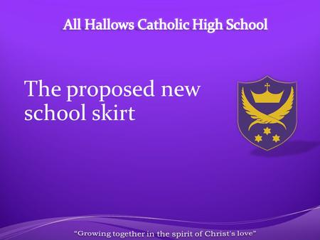 All Hallows Catholic High School