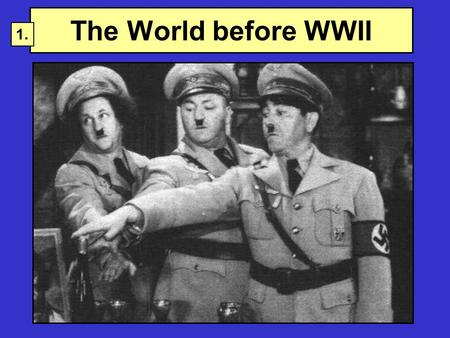 Ideology of fascism and its effects in italy during world war ii