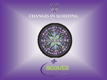 CHANGES IN SCOUTING.