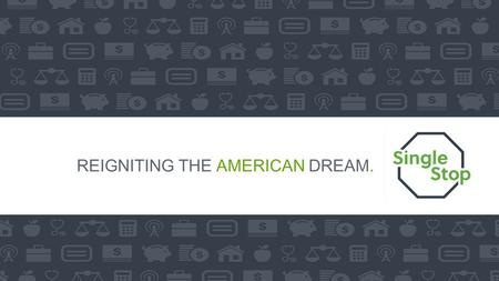 REIGNITING THE AMERICAN DREAM.. More than 12 million students enroll in more than 1,200 community colleges across the country every year. More than half.