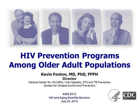 HIV Prevention Programs Among Older Adult Populations