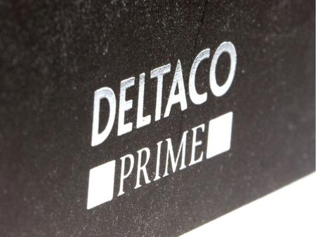 DELTACO PRIME  DELTACO PRIME is the result of many years of hard work and experience.  The series consists of carefully selected products with high.
