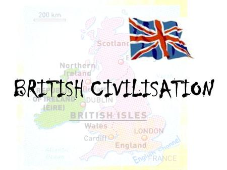 BRITISH CIVILISATION. 1. THE UNITED STATES OF AMERICA (U.S.A.)