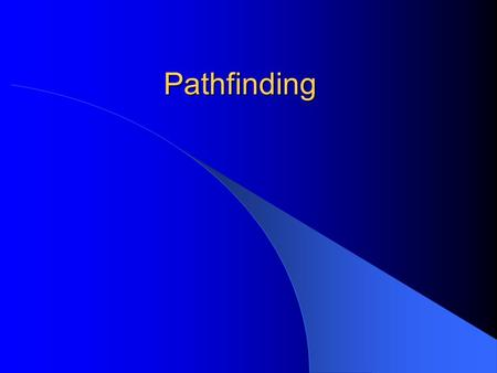 "Pathfinding. ""PathEngine is a sophisticated middleware tool- kit for the implementation of intelligent agent movement, built around an advanced implementation."