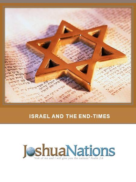 Israel and the end-times