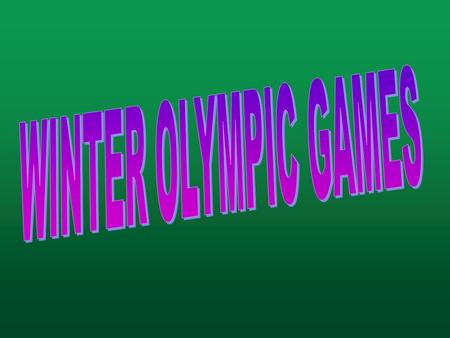 Olympic games 10 20 30 40 50 Sports 10 20 30 40 50 Sochi 2014 10 20 30 40 50 Winter Olympic Games 10 20 30 40 50 Symbols 10 20 30 40 50.