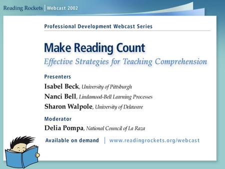 Make Reading Count.