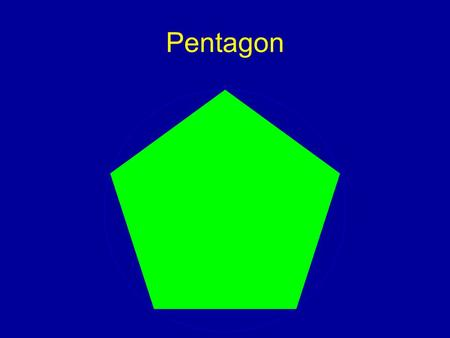 Pentagon. Pentacontagon Pentecost Easter 49 Days Day 50 Day 1.