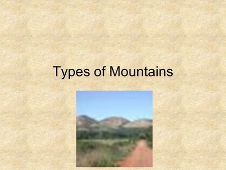 Types of Mountains. Mountain building takes many years. Himalayas, Nepal.