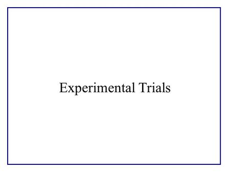 Experimental Trials. Oslin ExTENd Late Trigger for Nonresponse 8 wks Response TDM + Naltrexone CBI Random assignment: CBI +Naltrexone Nonresponse Early.