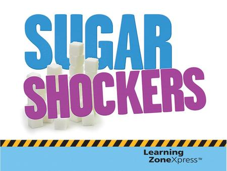 How much sugar do you eat? ……. How much sugar, on average, do Americans eat in a year? Go ahead – take a guess… 1.