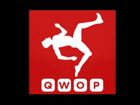  Title: QWOP  Developer: Bennett Foddy  Genre: Casual Skill Game  Price: Free  Requirements: A computer with internet and flash.